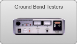 Ground Bond Testers